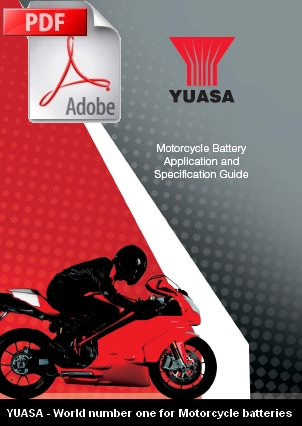 YUASA PDF Katalog
