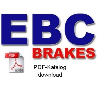 EBC Brakes Produktkatalog